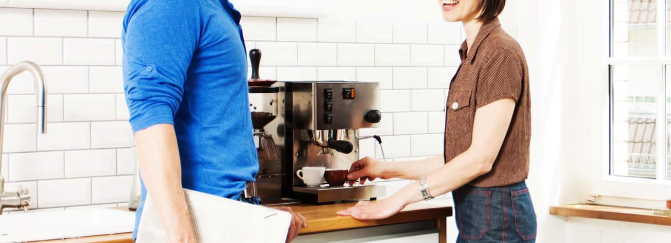 Koffiezetapparaat Ontkalken