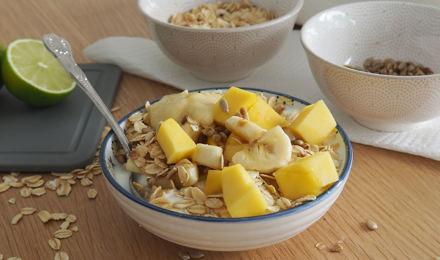 Fitmacher-Morgenessen