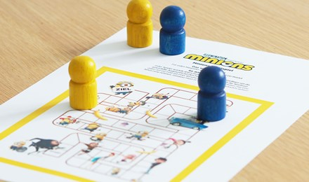 Minions-Brettspiel