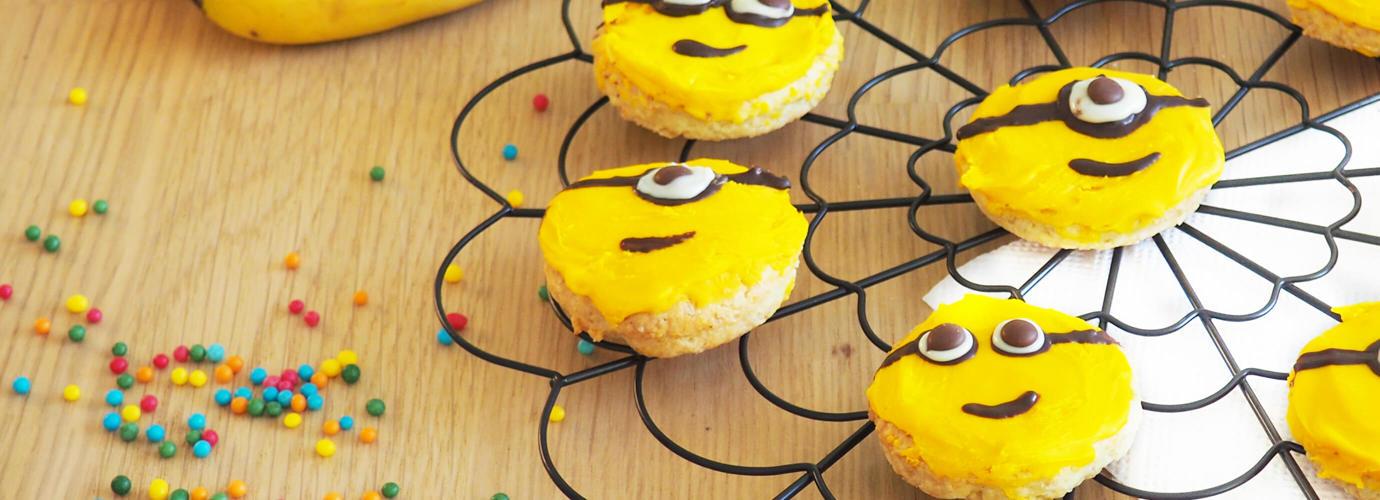 Minions koekjes