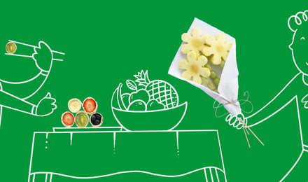 fruit ideas for kids plenty