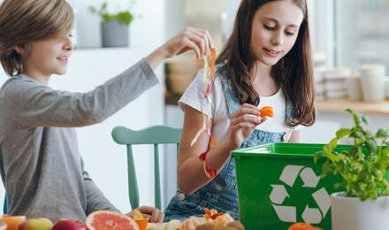 Duurzaamheid in de keuken: keukenafval verminderen