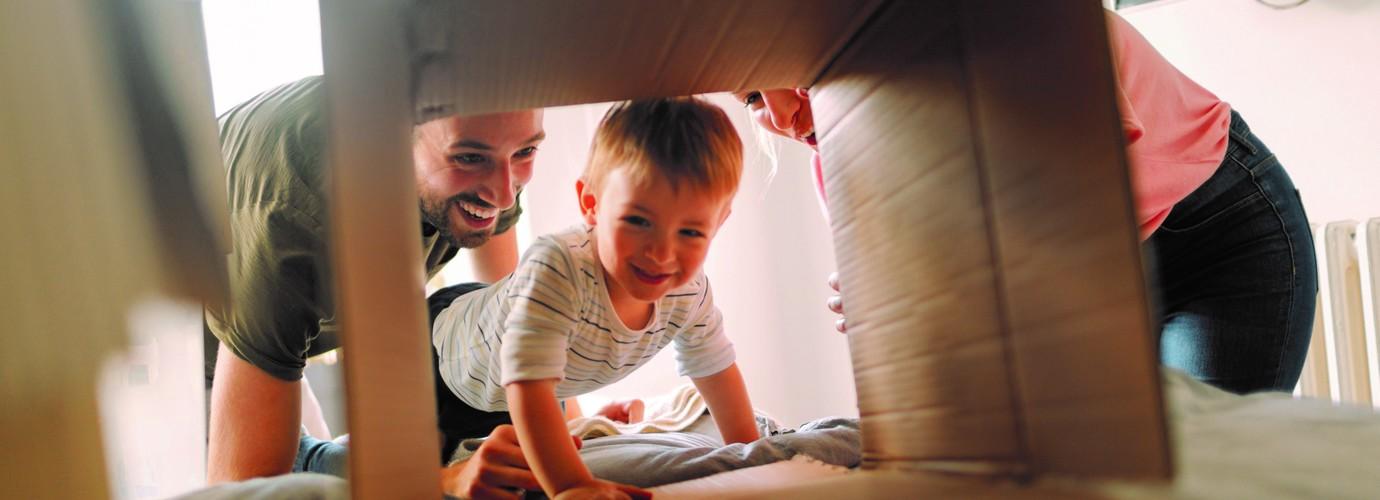 Bewegung/Sport zuhause mit Kindern