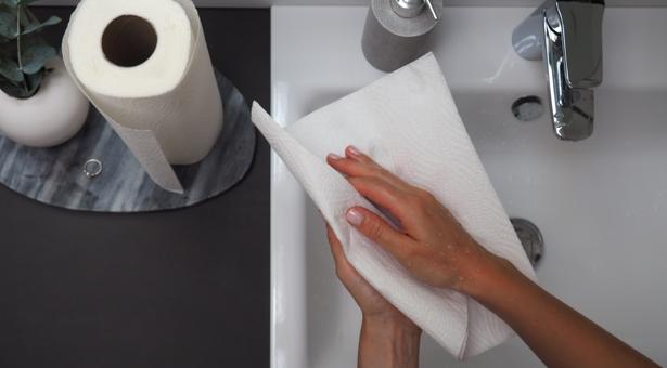 Wie Du Dir richtig die Hände wäschst