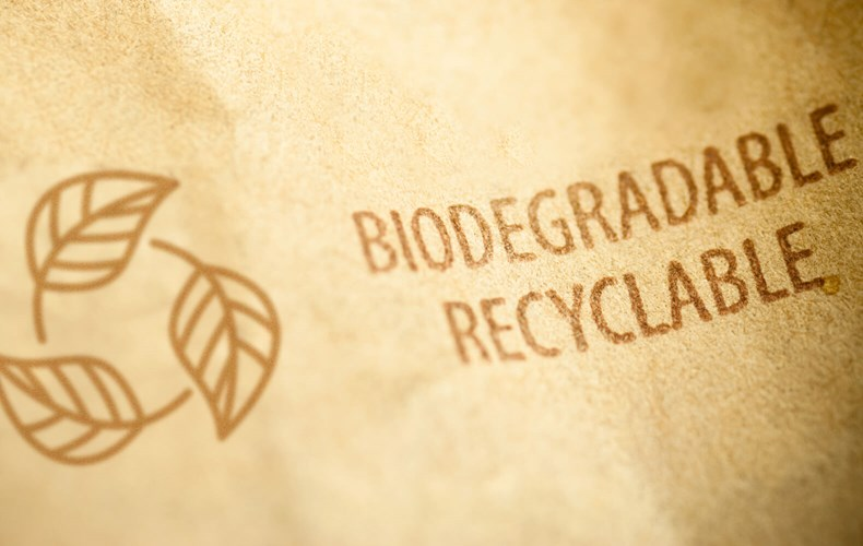 Creating safe, biodegradable products