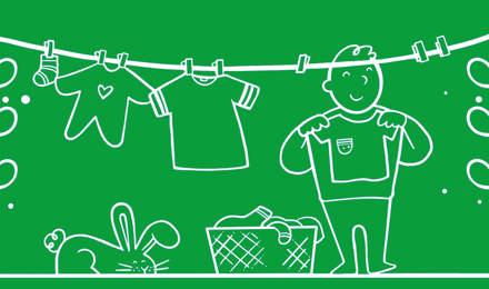 Haushaltsplan mit Kindern – kostenlose Vorlage zum Herunterladen
