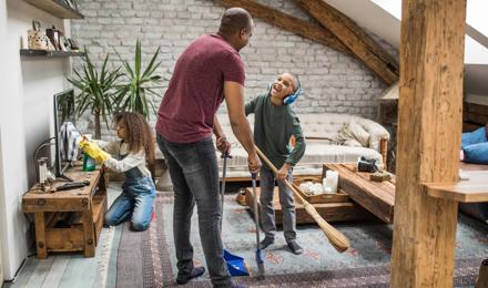 Een eenvoudig maar effectief schoonmaakrooster voor je huis