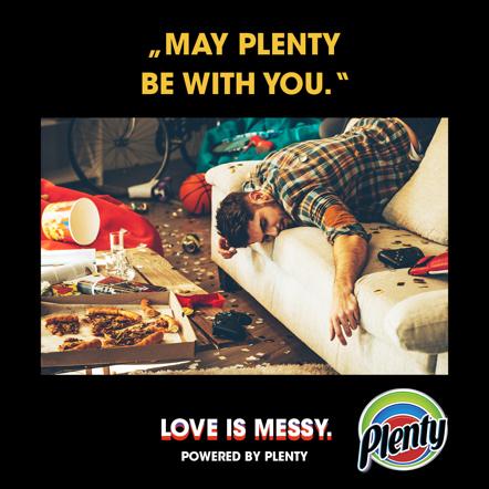 Plenty Love is Messy Meme May