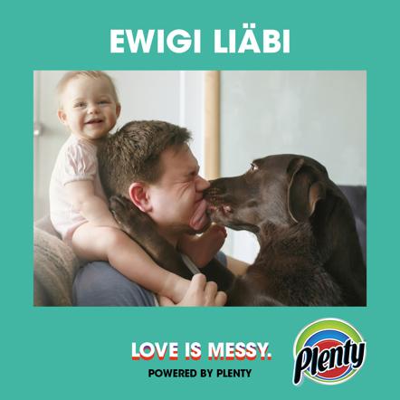 Plenty Love is Messy Meme Liäbi