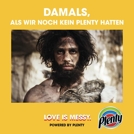 Plenty Love Is Messy Meme Neandertaler