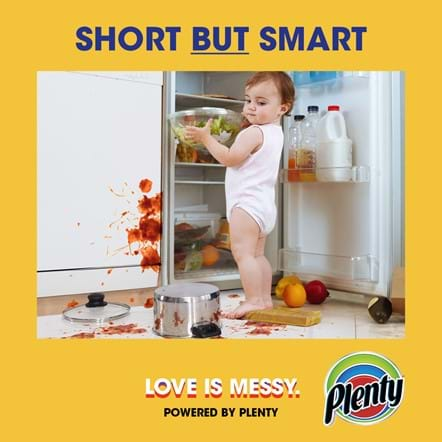 Plenty Love is Messy Meme Short&Smart